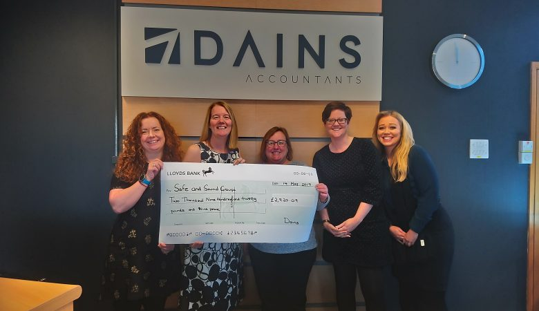 Dains Help Local Charity Transform Young Lives