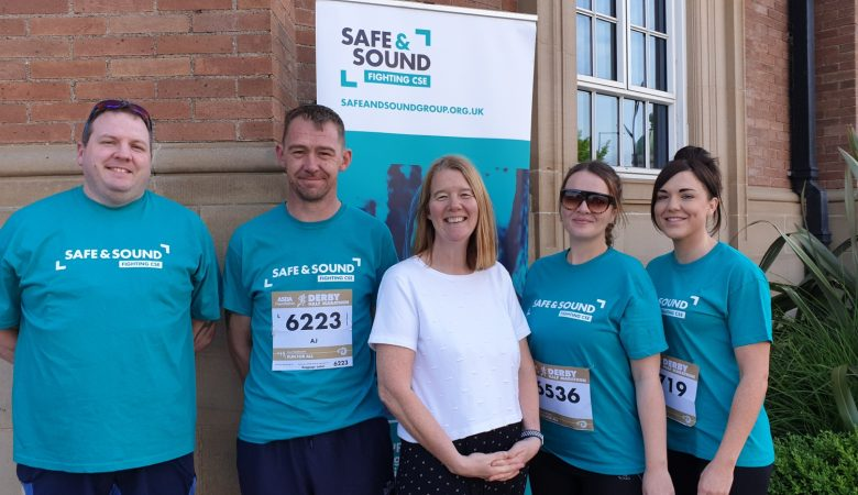 Local Fundraisers Cross The Line For Safe & Sound