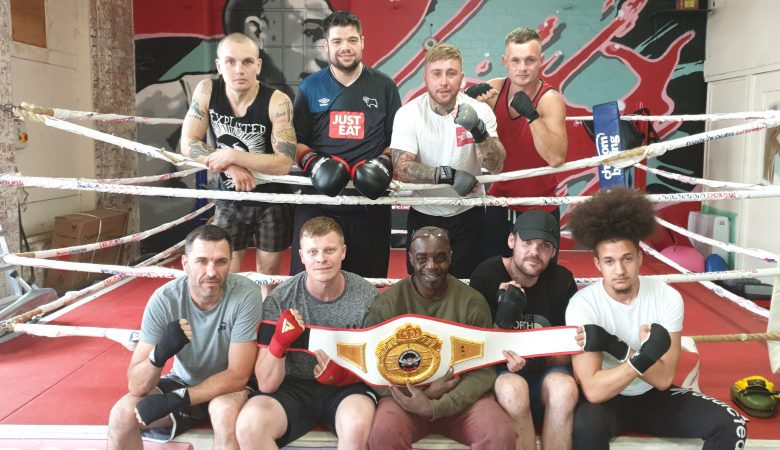 Charity Boxers Support Safe and Sound Butterfly Appeal