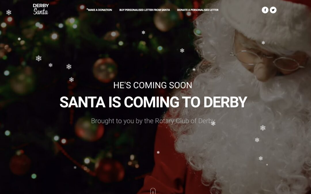 Virtual Santa Aims To Spread Festive Cheer