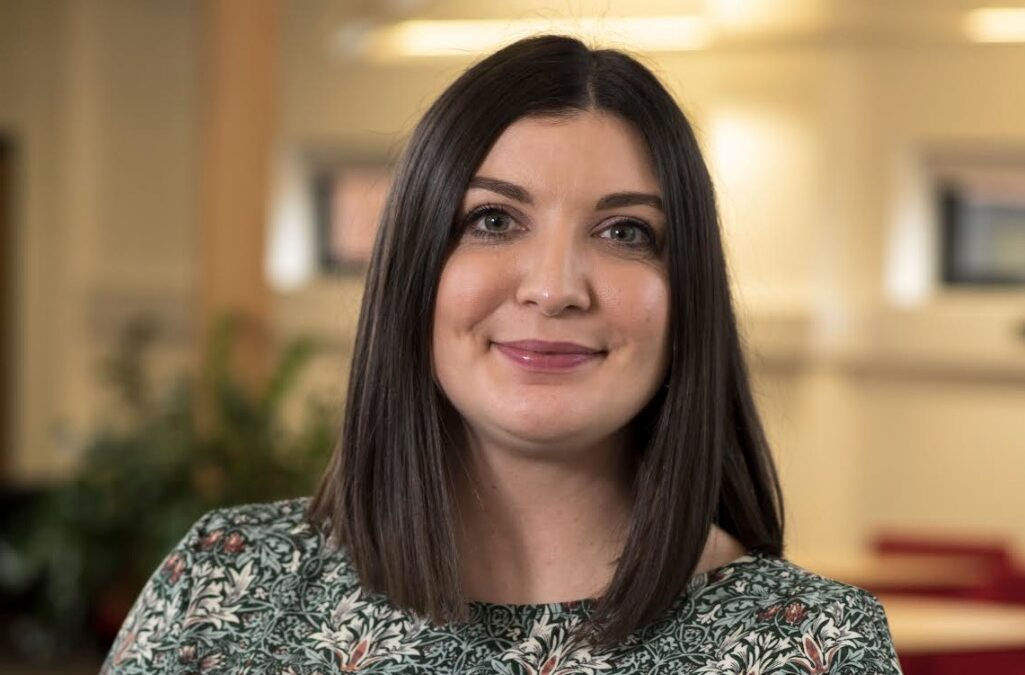 Lucy Orme, Fundraising Marketing Manager, Safe Sound, Derbyshire