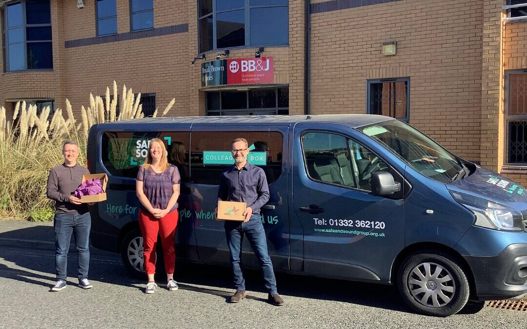 BB&J Choose Safe and Sound As Charity of the Year