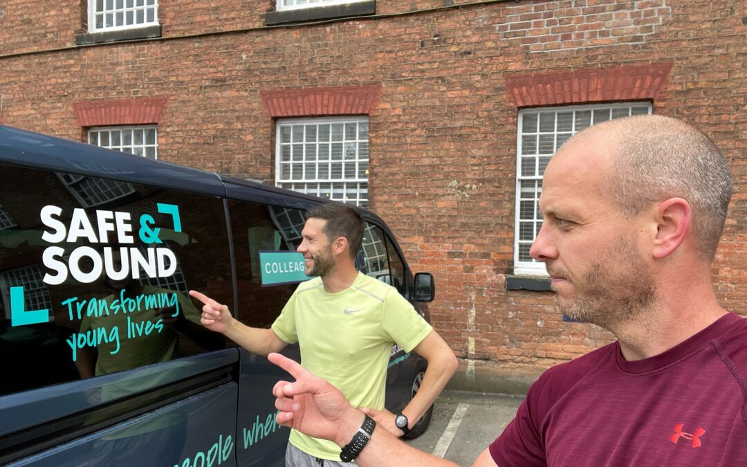 Local Runners Tackle Virtual London Marathon For Safe and Sound